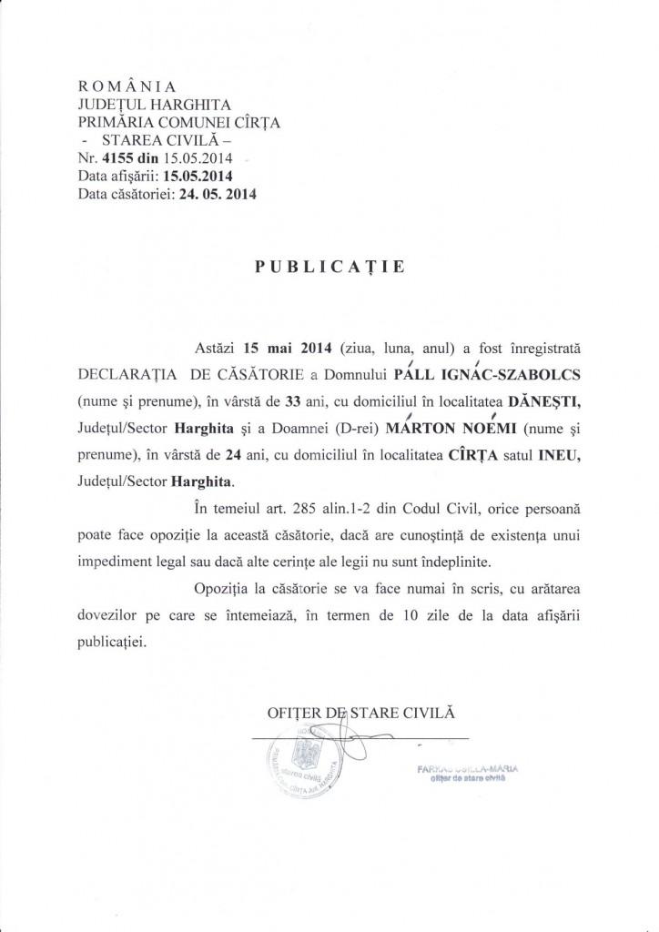 Publicatie 15.05.2014